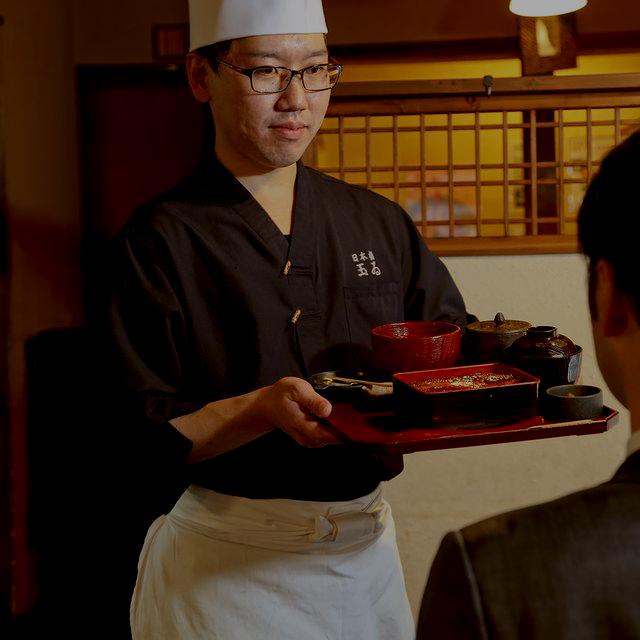 日本橋 玉ゐ(たまい)、 あなご専門店